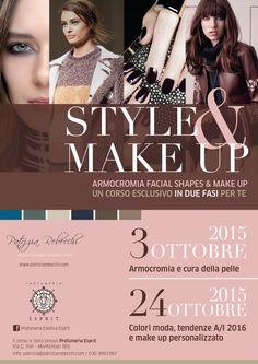 news ! corso style & make up - Patrizia Rebecchi Handmade Beaded Jewelry, Hair Beauty, Make Up, Couture, News, Style, Swag, Makeup, Beauty Makeup