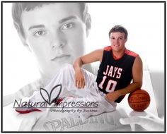 basketball senior picture ideas | Basketball Senior Pictures