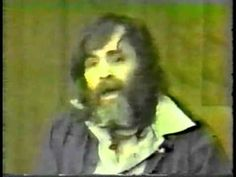 charles manson and abnormal psychology --charles manson's statement after his conviction for the tate-labianca murders in the annals of crime.