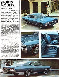 1967 Chevrolet Ad-16