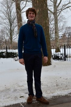 FASHIONISTO SPOTLIGHT: Jeffery Shull | College Fashionista