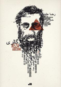 REZA ABEDINI - GRAPHIC DESIGNER - IRAN