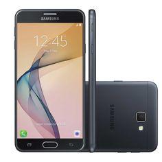 """Site de compras pela internet Celular Galaxy J7 Prime 5,5"""" Dual Chip G610M Samsung PRETO"""