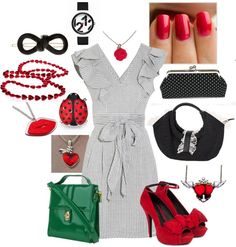"""""""Valentine's Day Date"""" by cyberpenguin 