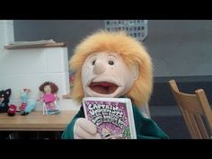 Mr Ginger: How To Take Care Of Library Books - YouTube