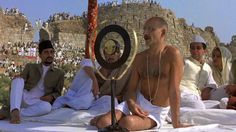 #Gandhi movie directed Richard Attenborough !