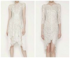 Short Lace Wedding Dresses   Lover