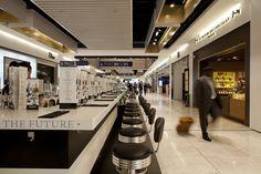Charles de Gaulle airport shopping center