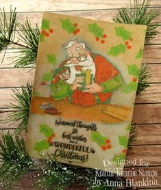 Blankina creations: No peeking christmas card & frugal friday specials