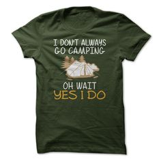 Camping - T-Shirt, Hoodie, Sweatshirt
