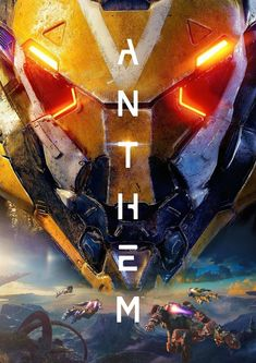 A promotional postert from Anthem, the upcoming online multiplayer action-rpg being developed by BioWare and published by Electronic Arts. Anthem will launch on February 2019 for the Xbox One, and PC. Anthem Game, Anthem Ps4, Anthem Bioware, Project Arduino, Xbox One, Playstation Plus, Videos Fun, Electronic Arts, E3 2018