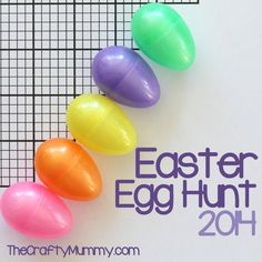 Easter Egg Hunt 2014 - printable clues to hide then a logic puzzle to solve #kids #crafts #Easter #egg #hunt #puzzle #printable
