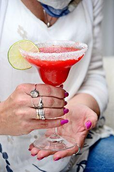 Smaki Alzacji : Margarita truskawkowa czyli powrót do żywych