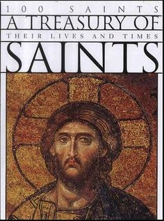 A Treasury of Saints: 100 Saints: Their Lives and Times Love Book, The 100, Saints, Reading, Day, Books, Times, Movie Posters, Amazon