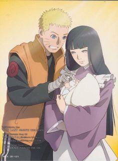 Naruto Uzumaki & Hinata Hyuga (naruhina)