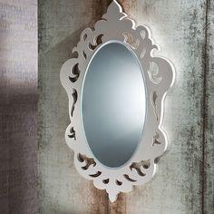 Ürün Kodu: 935 Oval Ayna (İsteğe göre ahşap farklı renkler yapılabilmektedir)  #mirror #furniture