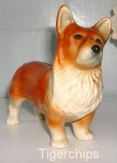 Sylvac Corgie dog no 3136