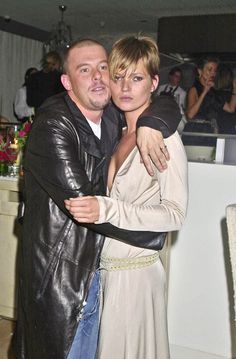 Lee McQueen & Kate