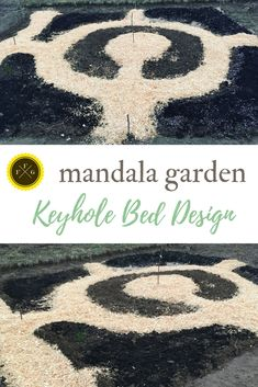 Mandala Keyhole Garden Bed Design Part.1 ~Family Food Garden