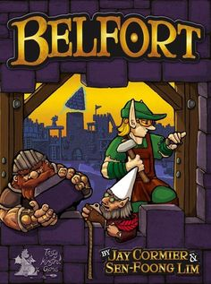 Put your Elves, Dwarves and Gnomes to work in the Village and Guilds of Belfort to collect resources and build up the city!