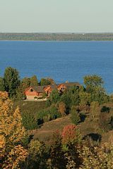 Bluff top views and waterfrontage in Traverse City Wine CountryVacation Rental in Traverse City from @HomeAway! #vacation #rental #travel #homeaway