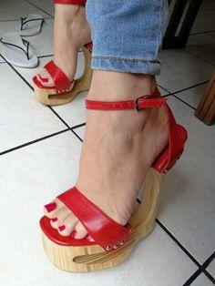 ♡ Legs, Heels ♡