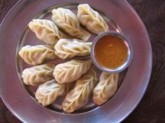 Nepali Food Momo