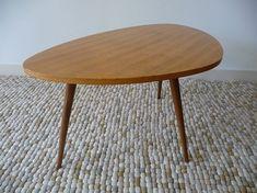 jaren '50 salontafel
