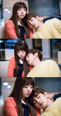 i'm not a robot Movie Couples, Couples Images, Cute Couples, Yoo Seung Ho, Korean Drama Movies, Korean Actors, Korean Dramas, Robot, Two Worlds