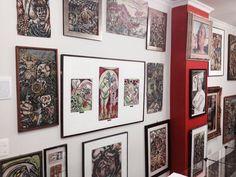 Se você deseja se tatuar ou já tem as suas tattoos ou mesmo se é só um apreciador das obras de arte feitas diretamente na pele você precisa conhecer o Museu Tattoo Brasil o único museu da tatuagem no Brasil. Confira todos os detalhes em www.spcity.com.br #saopaulocity #museutattoobrasil