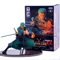 New In Box Figma Anime One Piece Roronoa Zoro Action Figure Toys Figurine Doll Roronoa Zoro, Anime One, One Piece Anime, Anime Figures, Action Figures, Action Figure One Piece, Doll Toys, Dolls, Anime Naruto
