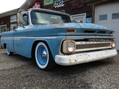1965 chevrolet pickup | 1965 Chevy C10 Pickup Rat Rod Truck C-10 photo 2