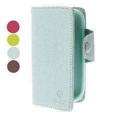 PU kožené pouzdro s slot pro paměťové karty Samsung Galaxy S3 mini I8190 (různé barvy) – EUR € 5.69
