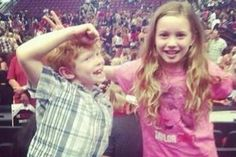 Taylor Swift and Ed Sheeran's Mini-Mes Go to RED Tour Concert!