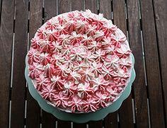 Birnen Pudding KuchenErdbeer-Mascarpone-TräumchenMultivitamin-Kuchen GiraffencremeAmerikanerHimbeer-Joghurt Torte / First Sweet Table
