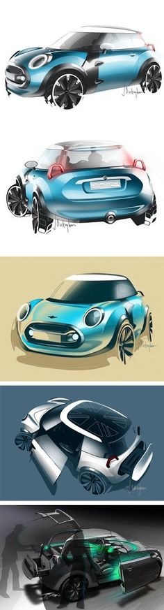 MINI ROCKETMAN Concept Car - idgrid [dot] org says: This is how you present… - https://www.luxury.guugles.com/mini-rocketman-concept-car-idgrid-dot-org-says-this-is-how-you-present/