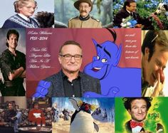 DeviantArt: More Like Robin Williams by SonicClone