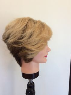 Textured blow dry 1