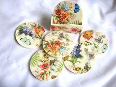 Decorative Plates, Wreaths, Tableware, Floral, Model, Home Decor, Dinnerware, Decoration Home, Door Wreaths