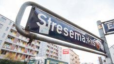 Teile der Stresemannstraße sollen für Dieselfahrzeuge gesperrt werden