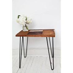 I love this table! Removed from an 18th Century South Carolina home