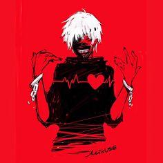 A ghouls heart Animes Manga, Manga Anime, Anime Art, Dark Anime, Find Stuff, Chicas Anime, Anime Guys, Kokoro, Anime Characters