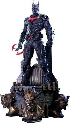 Batman Arkham Knight 1/3 Statue Batman Beyond Exclusive 83 cm