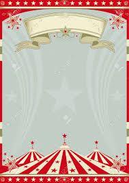 Resultado de imagem para circo vintage poster