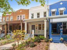 (MRIS) For Sale: 4 bed, 3.5 bath ∙ 1843 sq. ft. ∙ 625 Jefferson St NW, Washington, DC 20011 ∙ $749,900 ∙ MLS# DC10080891 ∙ Gorgeous living area opens to a sparkling kitchen w/ white cabinets, stainless, w...