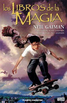 Los Libros de la Magia, de Neil Gaiman y VV.AA. - Zona Negativa
