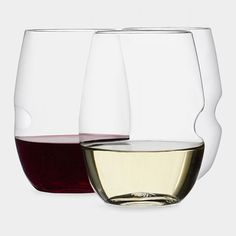 Govino Wine Glasses, Shatterproof
