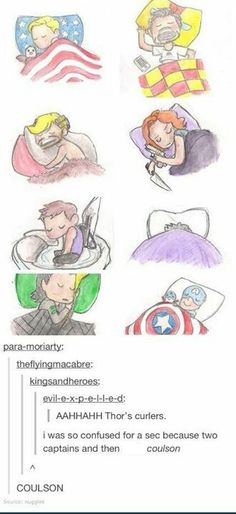 The Avengers watch My Little Pony. Tony in the back with the beer and Steve in the front between them