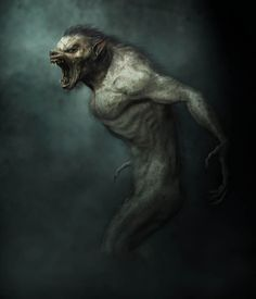 People turning into werewolves