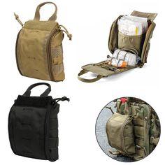 USAF Medical Module First Aid Kit Survival USGI Emergency Disaster Prep Bug Out
